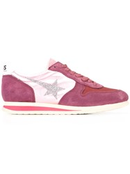 Haus By Ggdb Panelled Sneakers Pink Purple
