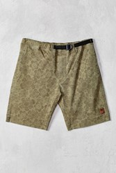 Without Walls Cavalry Printed Hiking Short Green Multi