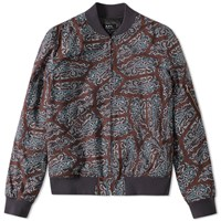 A.P.C. Etienne Jacket Red