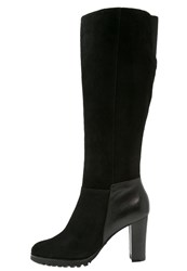 Belmondo High Heeled Boots Nero Black