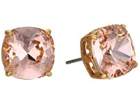 Tory Burch Set Crystal Studs Earrings Vintage Rose Gold Earring