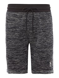 Religion Men's Space Dye Shorts Black