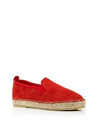 Free People Espadrille Flats Freeway Rust