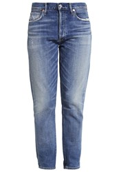 Citizens Of Humanity Liya Relaxed Fit Jeans Blue Denim