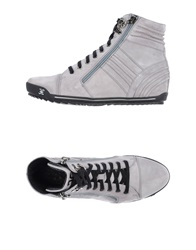 Fabi High Tops And Trainers Light Grey