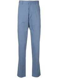 Cerruti 1881 Regular Fit Trousers Blue