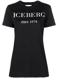 Iceberg Cotton Blend Black