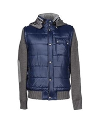 Milestone Jackets Dark Blue