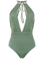 Brigitte Cida Swimsuit Green
