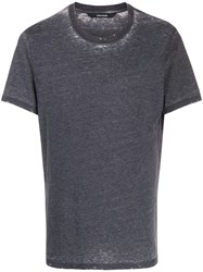 Zadig And Voltaire Distressed T Shirt 60