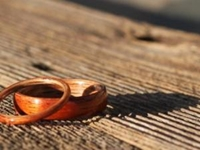 Valentines Day Is On The Way Bentwood Rings From Bojt Studio