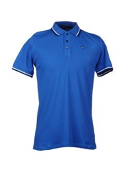 Marville Polo Shirts Azure