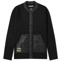 Neighborhood Tactical Cardigan Black