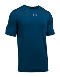 Under Armour Heatgear Coolswitch Fitted Tee Blackout Navy