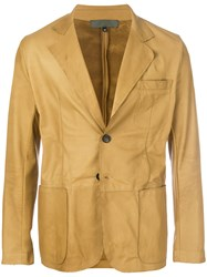 Di Liborio Boxy Blazer Nude And Neutrals
