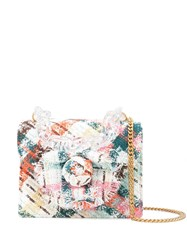 Oscar De La Renta Mini Tro Shoulder Bag 60