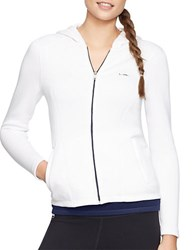 Lauren Ralph Lauren Plus Stretch Jersey Hoodie