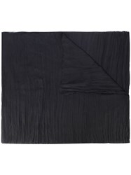 Chanel Vintage Classic Scarf Black