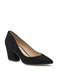 Botkier Women's Stella Suede Pumps Black