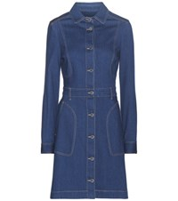 Stella Mccartney True Blue Denim Dress