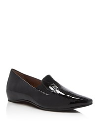 Aquatalia By Marvin K Marianne Loafer Flats Black