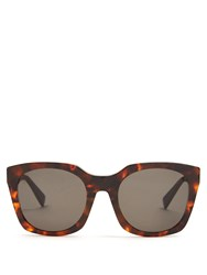 Retrosuperfuture Quadra Classic Sunglasses Tortoiseshell
