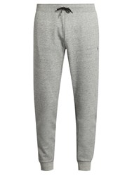 Polo Ralph Lauren Drawstring Tapered Leg Track Pants Grey