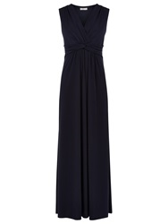 Planet Sleeveless Maxi Dress Navy