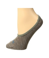 Smartwool Hide And Seek 3 Pack Fossil Heather Women's No Show Socks Shoes Gray