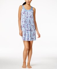 Alfani Floral Print Chemise Only At Macy's