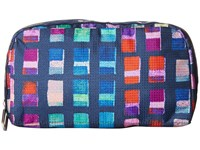 Le Sport Sac Essential Cosmetic Case Color Blocks Cosmetic Case Navy