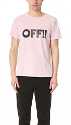Remi Relief Off Tee Pink