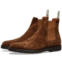 Common Projects Chelsea Boot Suede Brown