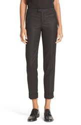 Atm Anthony Thomas Melillo Women's Crop Metallic Pants