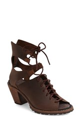 Woolrich Women's 'Mohave Arroyo' Lace Up Boot Bitter Chocolate Leather