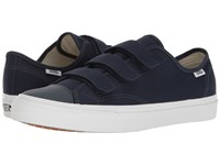 Vans Style 23 V Canvas Dress Blues True White Skate Shoes