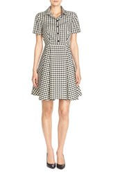 Women's Gabby Skye Gingham Shirt Dress