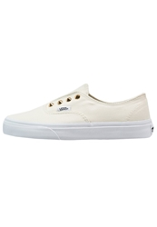 Vans Authentic Gore Slipons White Off White