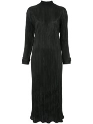 Strateas Carlucci Slate Dress Black