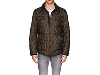 Rainforest Heated Diamond Quilted Jacket Olive