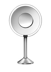 Simplehuman 8 Sensor Mirror Pro Series Stainless Steel Mirror No Color