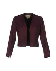 Havren Blazers Deep Purple