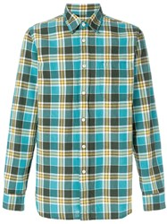 Bellerose Checked Style Shirt Multicolour