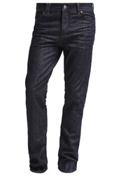 Bench Snare Straight Leg Jeans Darkblue Denim Dark Blue