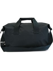 Borbonese Neon Lining Holdall Blue
