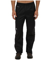 The North Face Venture 1 2 Zip Pant Tnf Black Men's Casual Pants