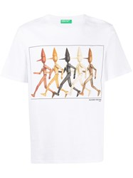 United Colors Of Benetton Toscani Photo Print T Shirt 60