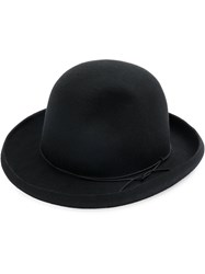 Ca4la Fedora Hat Men Wool M Black