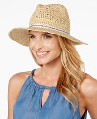 Inc International Concepts Stitched Cowboy Hat Only At Macy's Natural