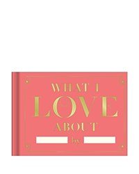 Knock Knock What I Love About You Fill In The Love Gift Box Pink